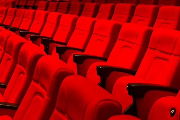 Sitze in einem theater
