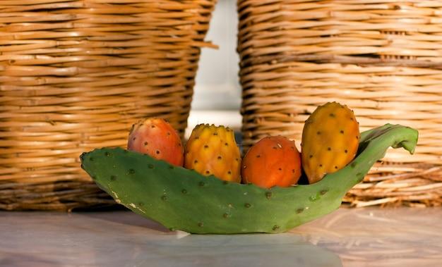 Sizilianische kaktusfeige