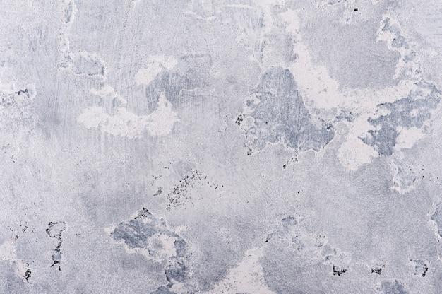 Skandinavisches interieur mit konkreter textur