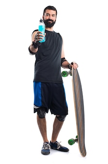 Skater trinkwasser
