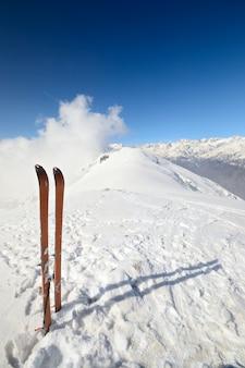 Skitourenausrüstung