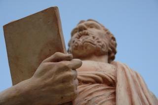 Skulptur, statue