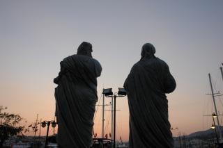 Skulpturen, statuen