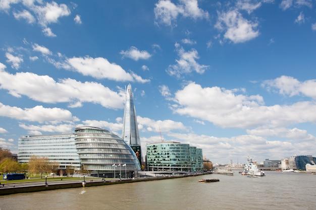 Skyline von london city hall