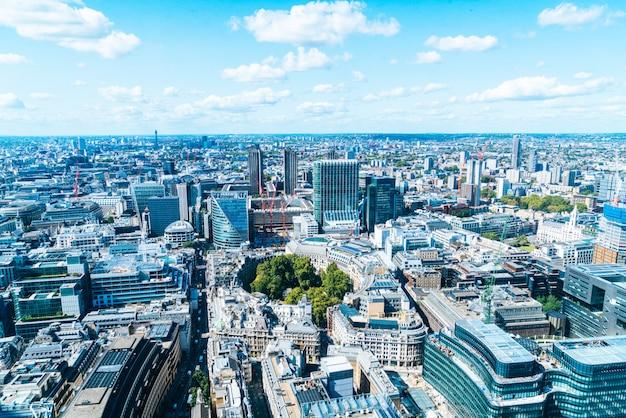 Skyline von london city
