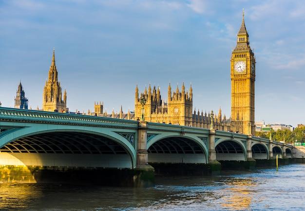 Skyline von london, vereinigtes königreich,