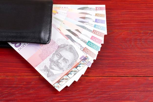 Slowenisches geld