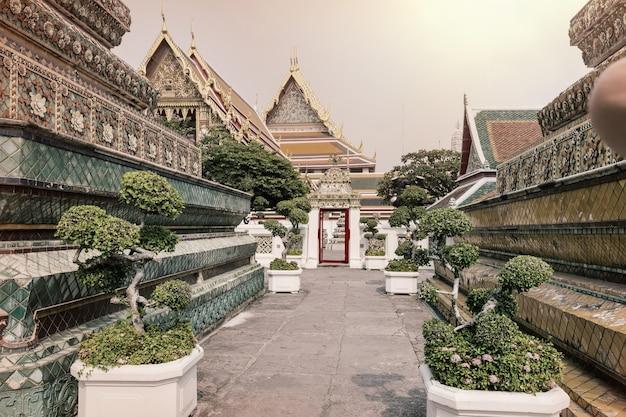 Smaragdtempel in bangkok
