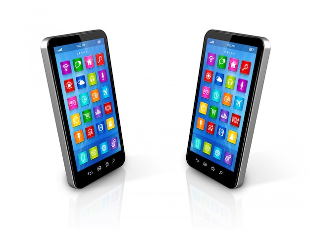 Smartphones austauschen
