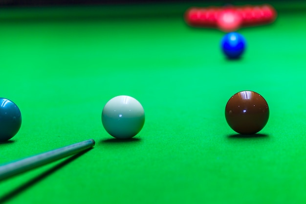 Snooker-ball