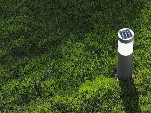 Solarbetriebene gartentaschenlampe