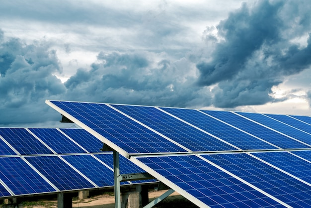 Solarmodul-funktionen