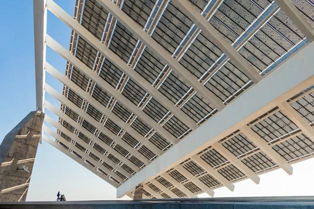 Solarpanel im forum von barcelona