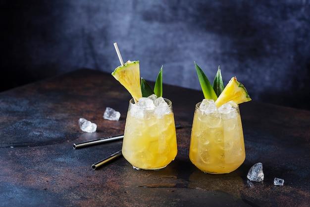 Sommer cocktail und bar konzept