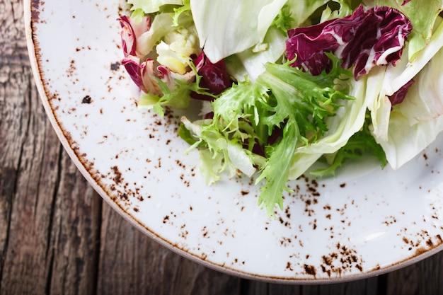 Sommer grüner salat