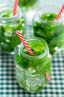 Sommer-mojito-cocktail
