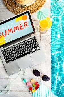 Sommerferienkonzept