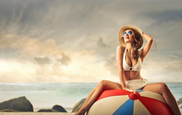 Sommerurlaub und ferien