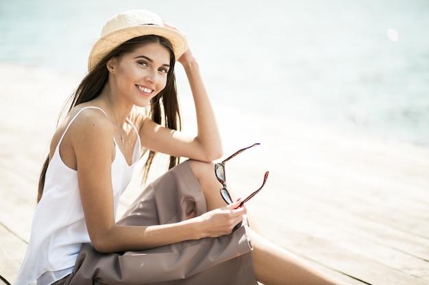 Sonnenbrille moment wochenende smart soul outfit