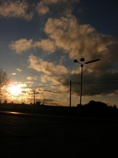 Sonnenuntergang, sonnenuntergang, sonnenuntergang