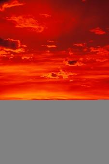 Sonnenuntergang über tal, jordan valley, oregon