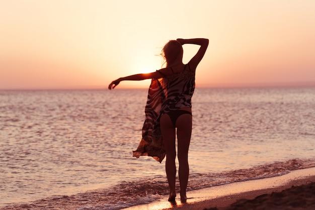 Sonnenuntergangstanz