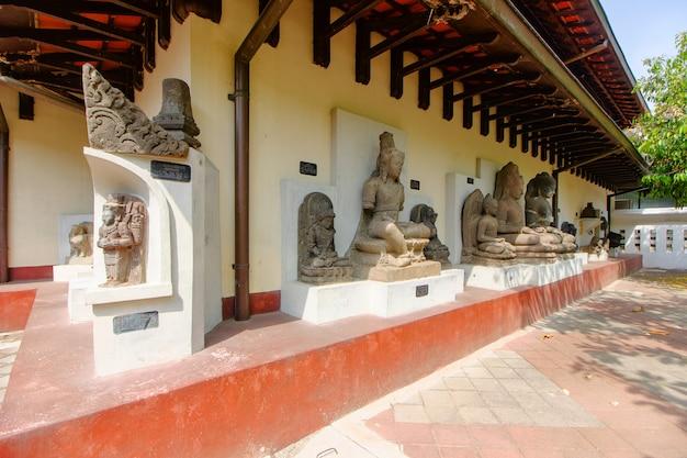 Sonobudoyo museum, yogyakarta - indonesien