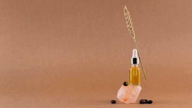 Sortiment an jojobaöl-tropfer
