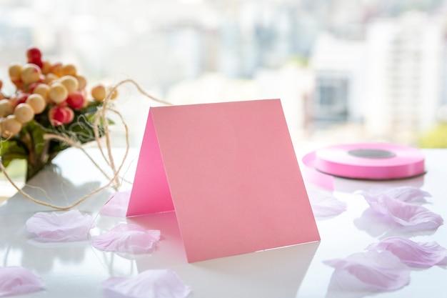Sortiment für quinceañera party auf dem tisch
