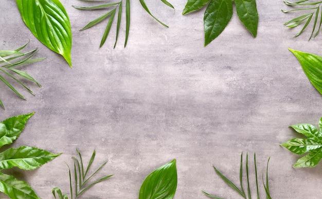 Spa-hintergrund mit copyspace. spa-wellness-grußkarte. aromatherapie-thema, handgemachte biokosmetik. flach liegen.
