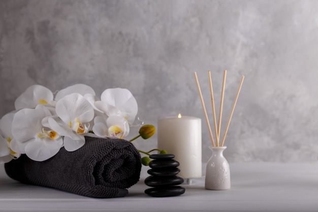 Spa massage und wellness