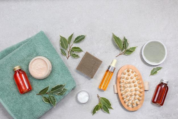 Spa produktzusammensetzung körperpflege und hygiene
