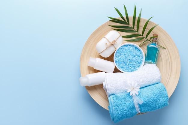 Spa- und wellnesseinstellung