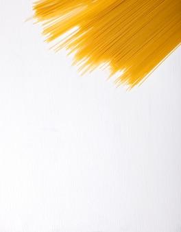 Spagetti dry pasta aus hartweizen