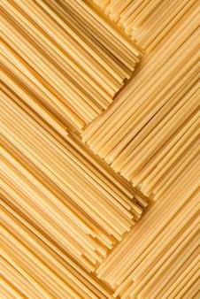 Spaghetti nahaufnahme