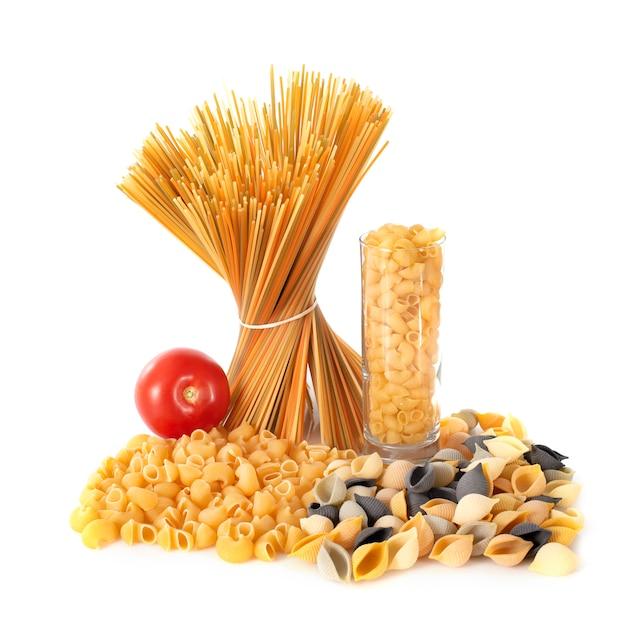 Spaghetti und pasta