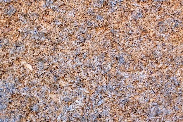 Spanplatte des natürlichen farbhintergrundes. rohes holz für bau und dekoration, beschädigt während der lagerung