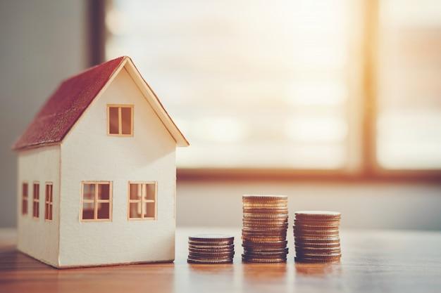 Sparen geld konzept rechner kosten für zuhause