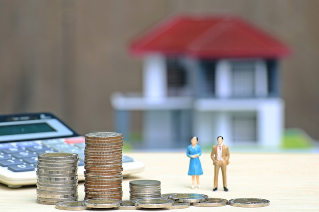 Sparen sie geld für immobilien