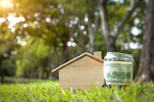 Sparpläne für den wohnungsbau
