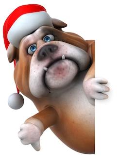 Spaß bulldogge animation