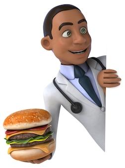 Spaß doktor illustration