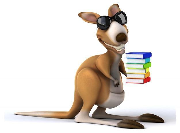 Spaß känguru