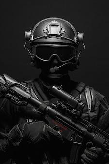 Spec ops polizeioffizier swat
