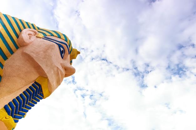 Sphinx egyept statue