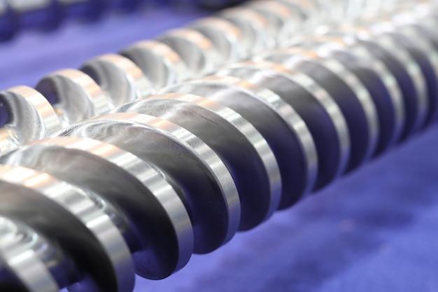 Spindelpressenteile für kunststoffspritzmaschine