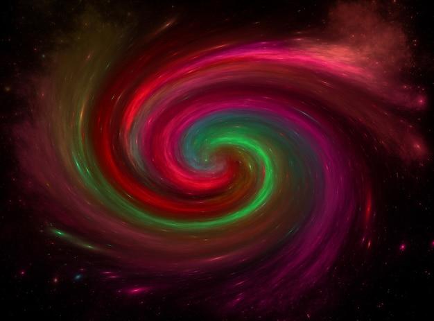 Spiralgalaxie. weltraumhintergrund. sternenhimmel hintergrund.