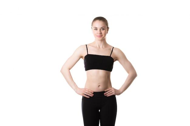 Sportfrau