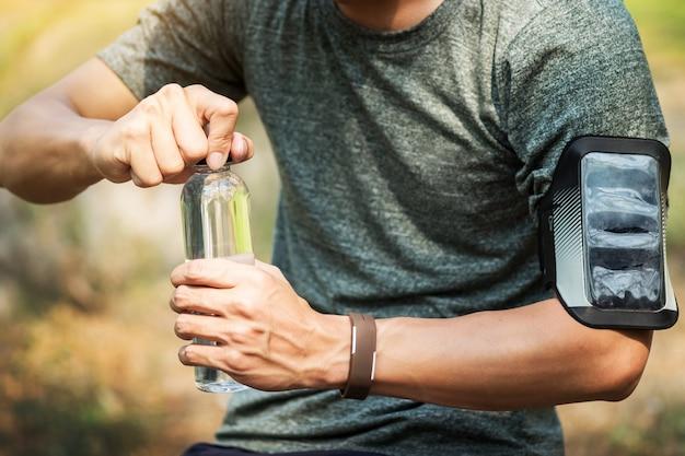 Sportmann trinkwasserflasche
