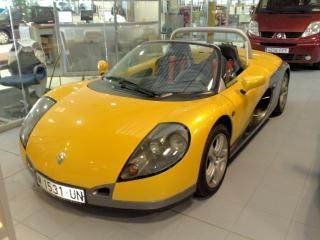 Sportwagen-cabriolet